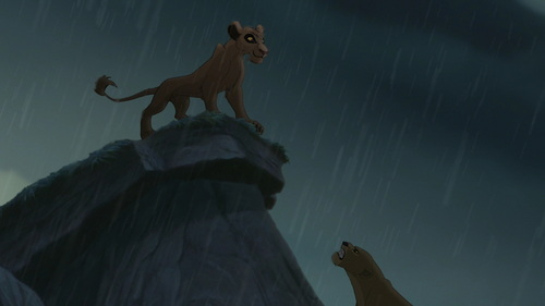 How do u think is Nala's and Vitani's relationship after the events of Simba's Pride?