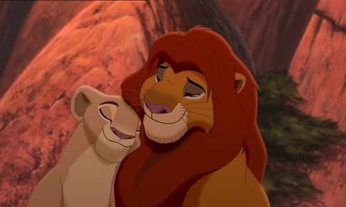 Considering TLK's lions are monogamous, do u think Simba would cheat of has ever cheated on Nala?