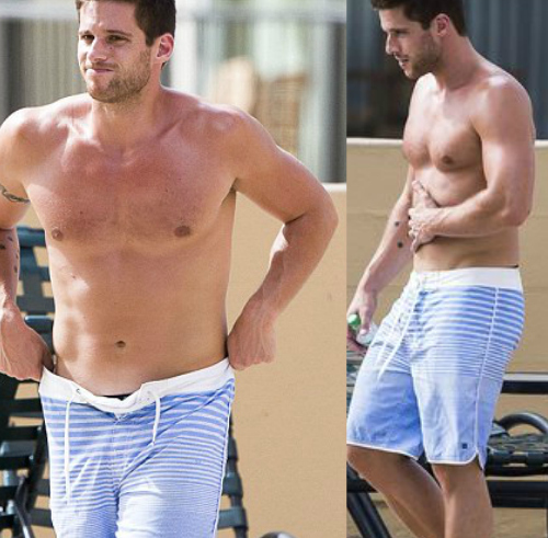Post a pic of an actor who has a nice body.