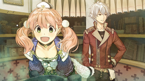 I wonder when Atelier Escha & Logy will have zaidi season? I still put my hope for MC and heroine will have zaidi than just Marafiki relationship!!!.( >.<)