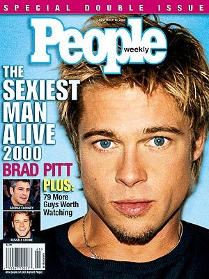 Post a pic of an actor who was named People Magazine's Sexiest Man Alive