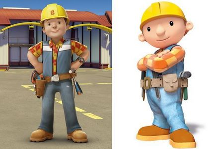 wtf has happened to Bob the Builder???????????????????????????????