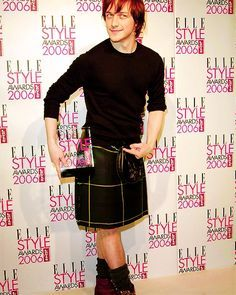 Post a pic of an actor wearing a kilt.