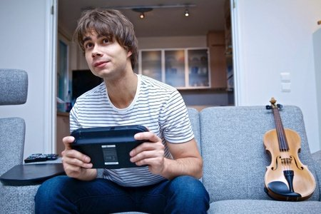 Someone know the Nintendo network id of alexander rybak?