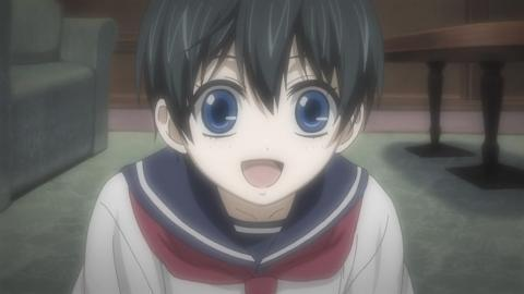 DO wewe LIKE CIEL AS A KID???? =-o