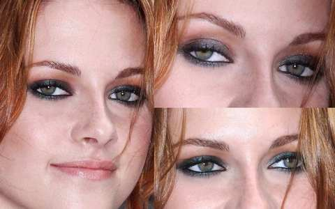 Post a pic of your fave actress with smokey eyes