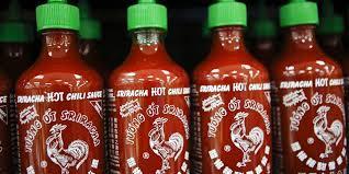 I amor Sriracha Sauce!! Do you? If so What do tu like to put it on?