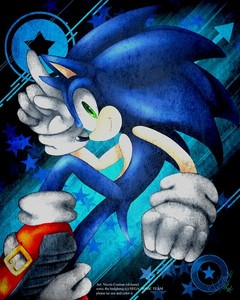 Do any of the Sonic characters share a personality with you? Who is that, and why?