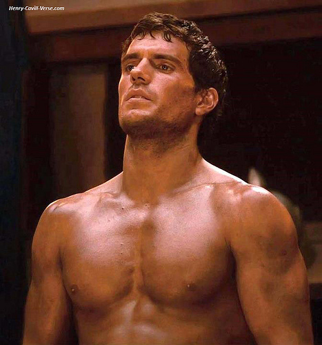 Post a hot pic of Henry Cavill