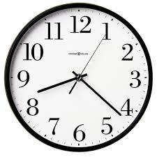 Without looking, guess what time it is?