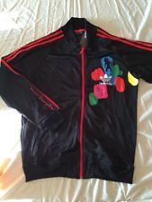 Hi everyone, i've got a jaket of adidas, from the Mark Gonzales Line. Its a Red + Black edition. I don't know where i can find one exactly the same. Is this one limited edition? I want to know what is its worth. maybe anda can help me out.