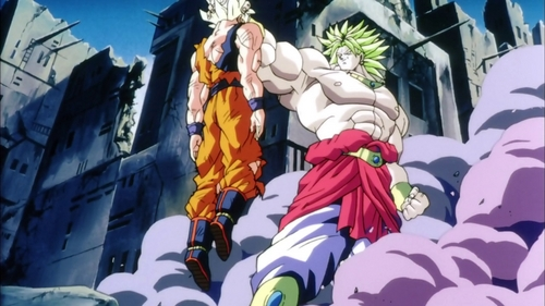 What do 당신 think of the movie DBZ:Broly?
