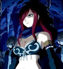 Post an Anime girl with red hair.