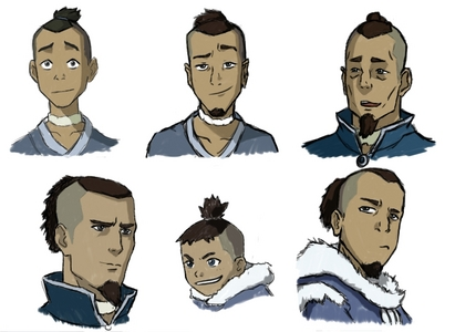 Just out of curiosity can anyone come up with a story of what possibly happened to Sokka and how come he is the only one of the Avatar gang that no one talks about?
