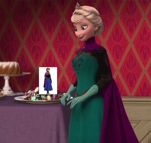 Should elsa eat anna of anna eat elsa ?