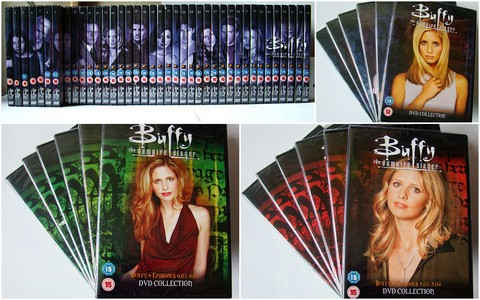 Buying 'Buffy the Vampire Slayer' Complete Series on DVD. I need your advice:)