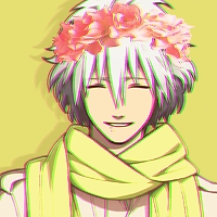 post anyone you like wearing a ''flower crown''