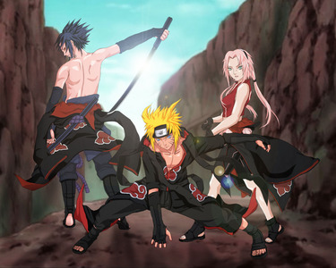 what would of happen if all of the team 7 when rogue