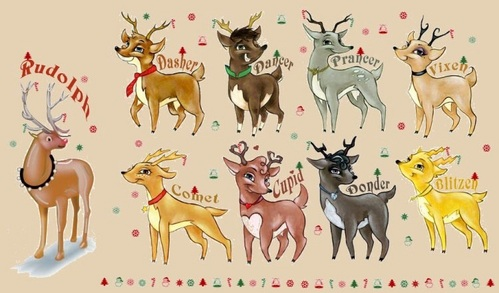 Rudolph's Predecessor