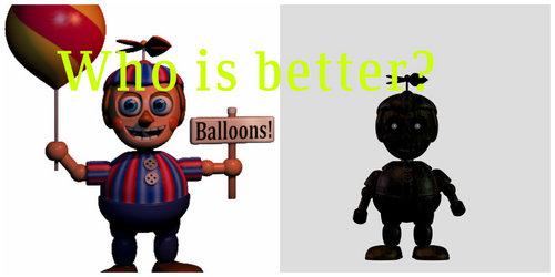 What Balloon Boy is better?