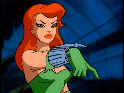 Post a picture of your most beautiful animated villainess.