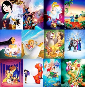 ★ The disney fan Asks - Do anda remember the first time anda saw a disney Movie? And what movie was it? ★