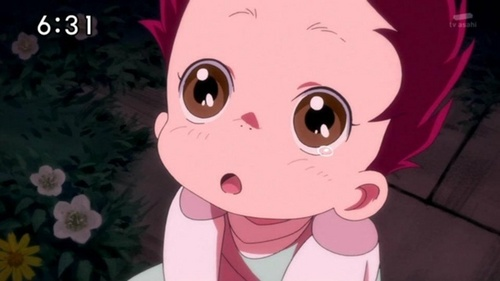 Post anime character as baby :3