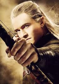 Who else thinks that Legolas is bad ass and cute
