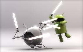 I phone atau android