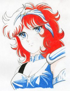 Who is your পছন্দ female character from Saint Seiya?