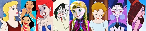 ★ The Disney fans Asks - Who's Your paborito Female Disney Character? ★