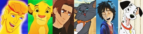 ★ The Disney fans Asks - Who's Your paborito Male Disney Character? ★