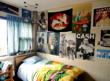 What Posters Do You Have On Your Bedroom Wall