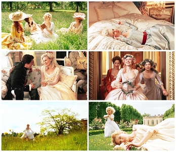 What personality in history do anda like? I <3 Marie Antoinette