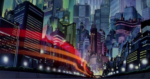What's your favoriete cyberpunk anime?