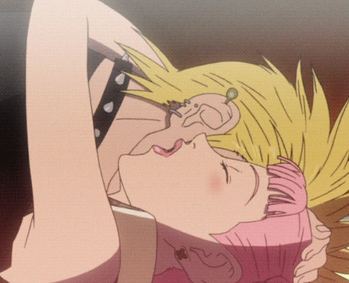 Post an animé couple in a DAMN hot possition :-) (making out xD)