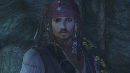 Does anyone else think that Jack Skellington (in KH2, not KH1) and Jack Sparrow were utterly useless Party Members?