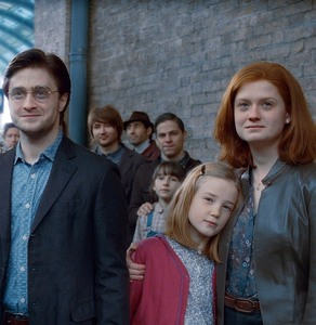 Harry`s 2 sons name is James Sirius and Albus Severus,but what is Lily´s middle name?