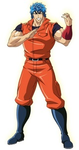 Post one of the most appealing and interesting anime characters