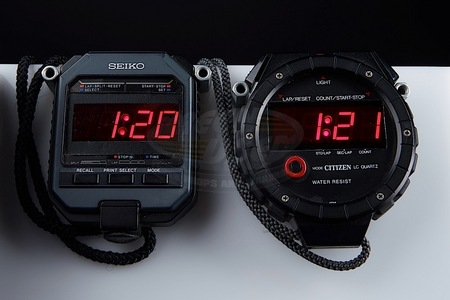seiko stopwatch from doc in back to the future 1