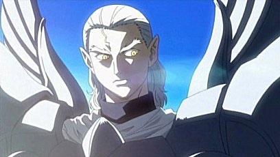 Post an anime character who basically maoni himself/herself as a perfect and flawless creature