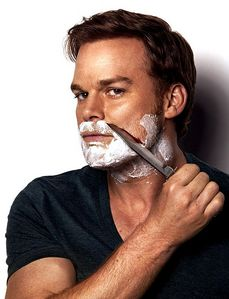 Post a pic of your actor grooming.