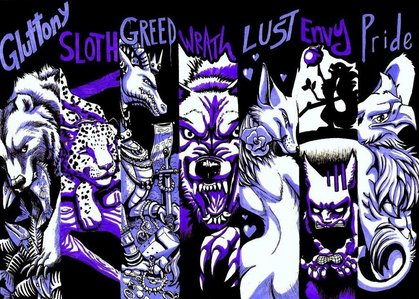 Which One From The Seven Deadly Sins Represents u The Most ?