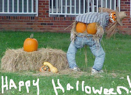 Funny Halloween pic contest