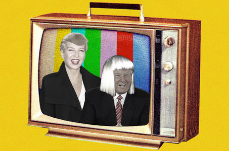 Sia and Trump on SNL?