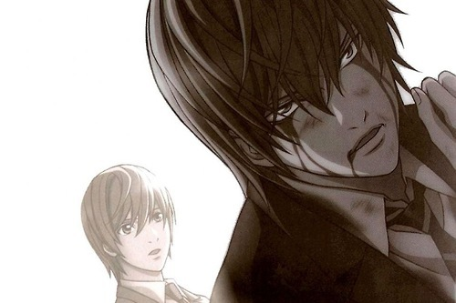 just out of curiosity,what is ''one'' of your best moments of death note? ~