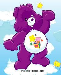 if আপনি were a care bear, what would your belly symbol be?