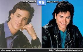 who do tu like más Jesse o Danny?