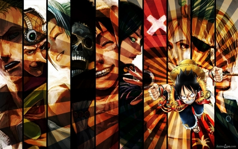 post the best one piece picture bạn have :)