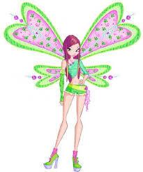 Is Roxy a believix fairy?